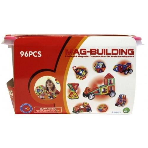 Mag-building 96 деталей