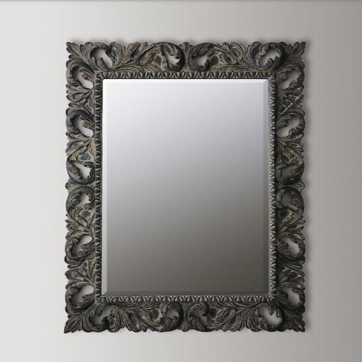 Зеркало в ванную Devon&Devon Black Richard 82,5х101 ФОТО