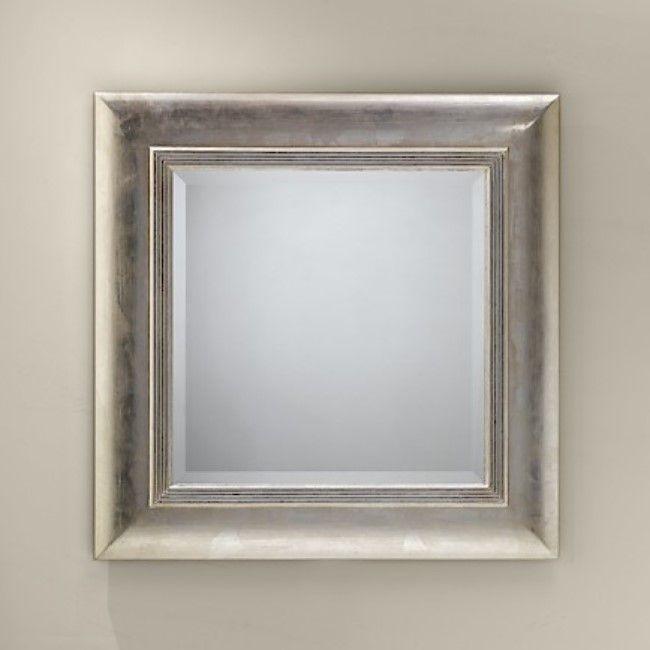 Зеркало в ванную Devon&Devon James 88,5х88,5 ФОТО