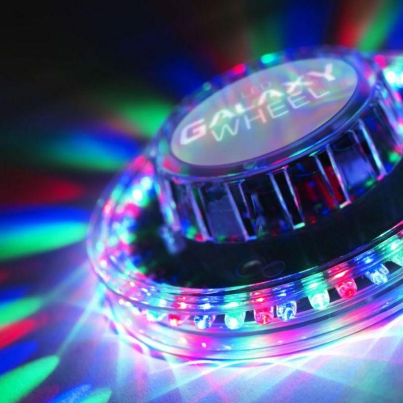 Световое диско-колесо Led Galaxy Wheel