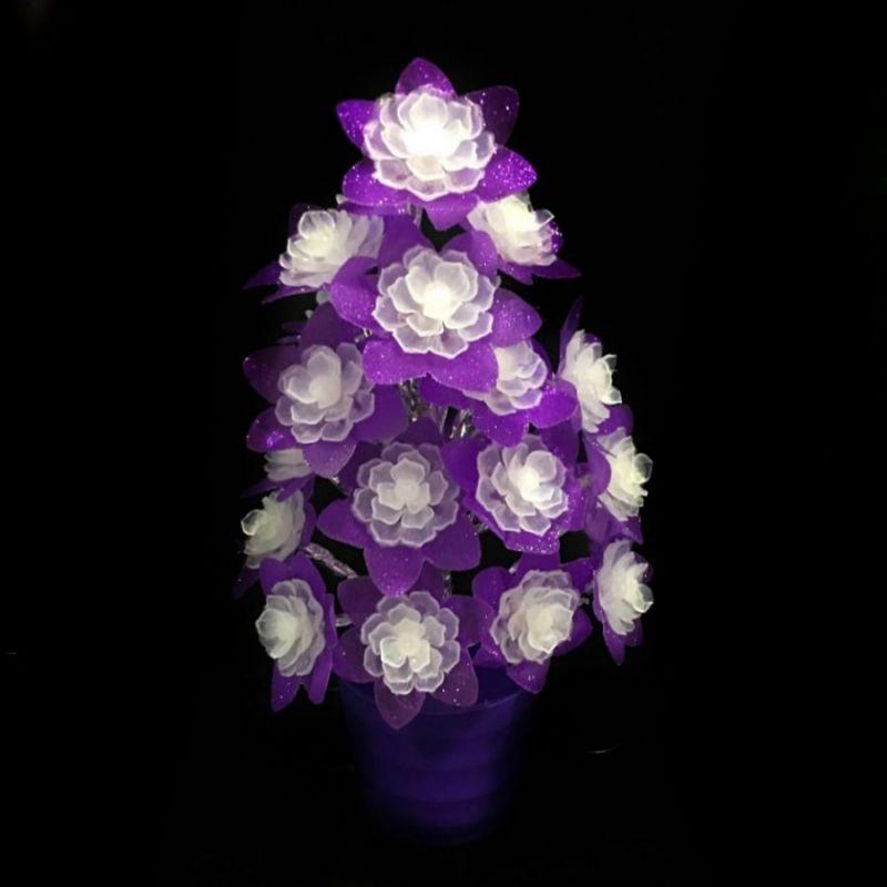 Ночной светильник Цветок, 30 см