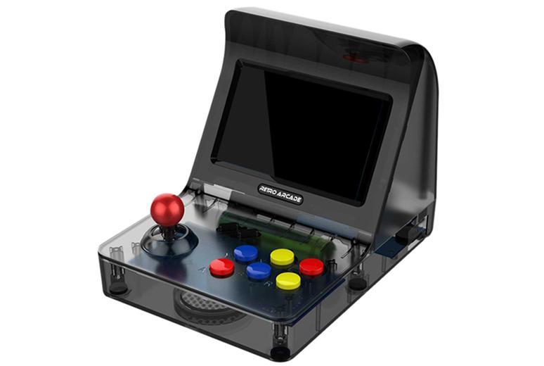 Портативная Игровая Приставка Retro Arcade Black