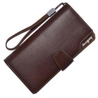 Мужское Портмоне Baellerry Business (Байлери Бизнес), коричневый