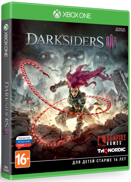 Игра Darksiders III (Xbox One)