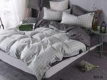 Комплект постельного белья Сатин SL 1.5 спальный Арт.15/369-SL