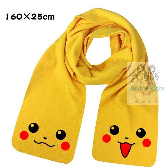 Шарф Pikachu