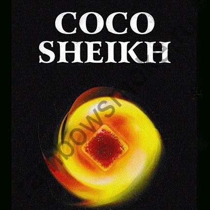 Уголь для кальяна Coco Sheikh XL (72 шт)