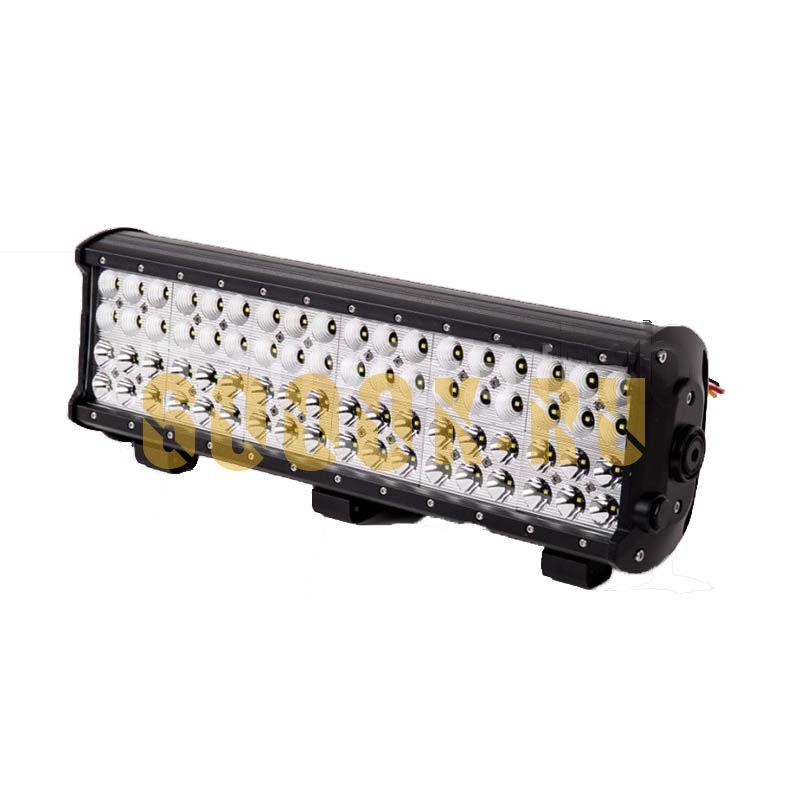Четырехрядная светодиодная балка 216W CREE COMBO