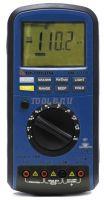 АМ-1018B Мультиметр цифровой - вид спереди фото