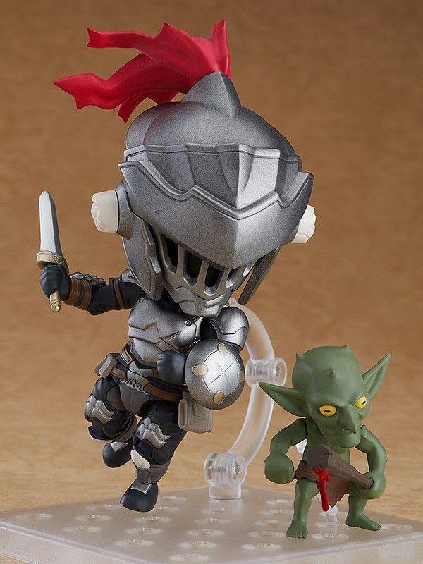 Аниме фигурка Убийца Гоблинов- Nendoroid Goblin Slayer
