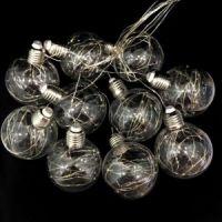 Светодиодная Гирлянда Ретро-Лампы