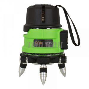 RGK LP-74G - лазерный нивелир