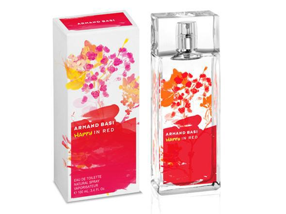 ARMAND BASI Happy In Red 100ml