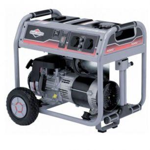 Бензиновый генератор Briggs & Stratton 3750 A