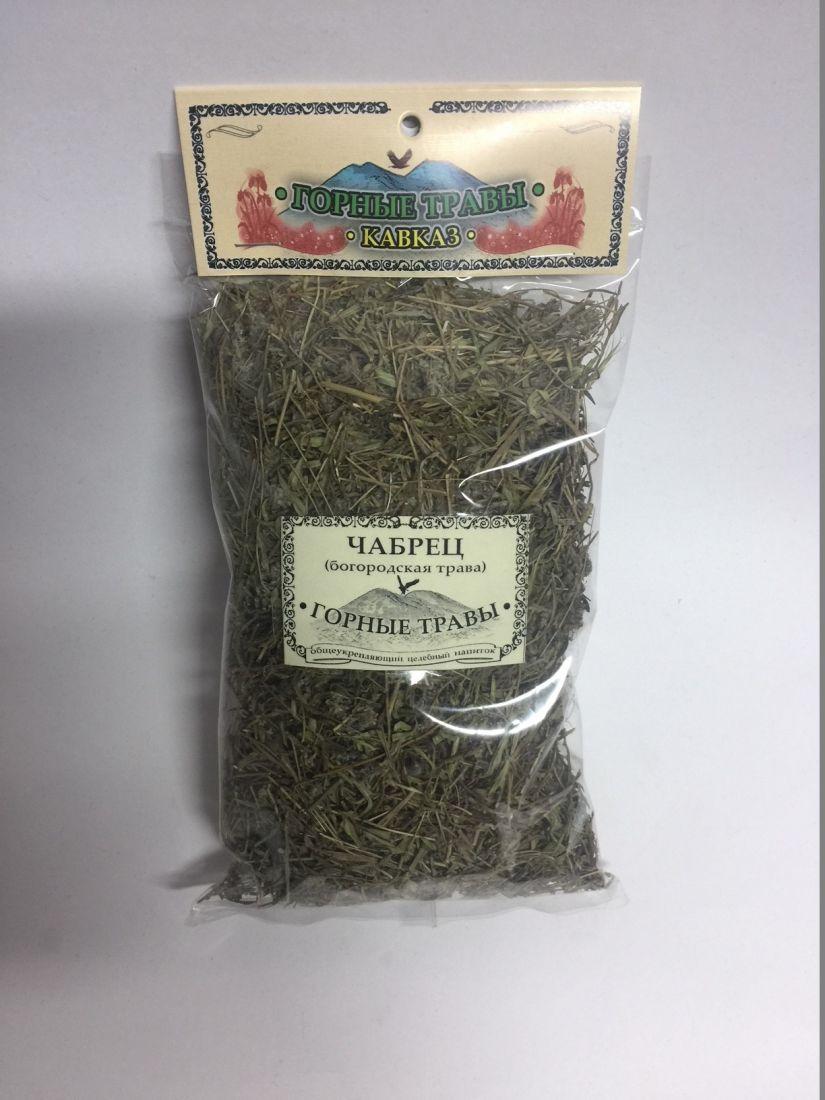 Чабрец - богородская трава - 80 гр