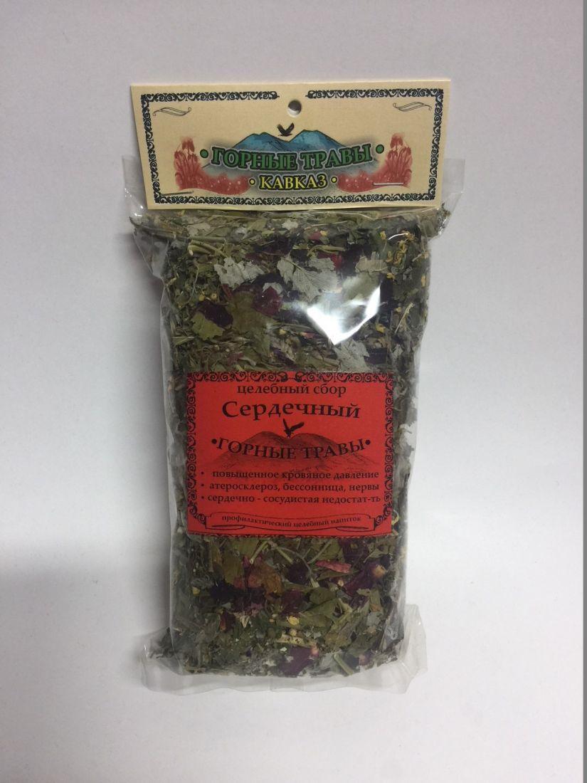 Сбор трав целебный - сердечный - 80 гр