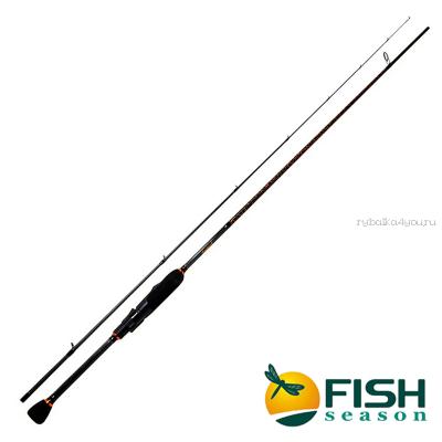 Спиннинг Fish Season Sunday 2.1 м / тест 0.5-5 гр /2-6lb SUN702UL-S-19