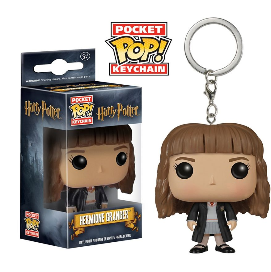 Брелок Funko Pocket POP! Keychain: Harry Potter: Hermione 7617-PDQ