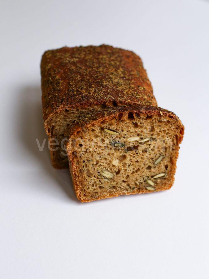 Хлеб тыквенный, 400 грамм