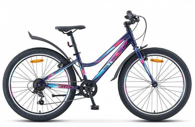 Велосипед подростковый Stels Navigator 420 V 24 V030 (2021)