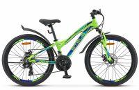 Велосипед подростковый Stels Navigator 465 MD 24 V010 (2021)