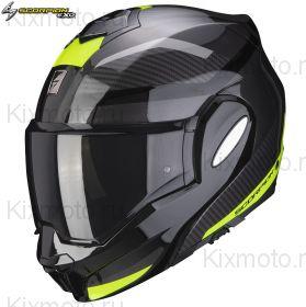Шлем Scorpion EXO-Tech Trap, Черно-желтый
