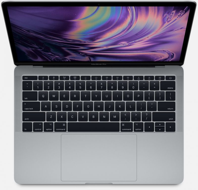 Apple MacBook Pro 13  (2017) 256Gb Space Gray (MPXT2)