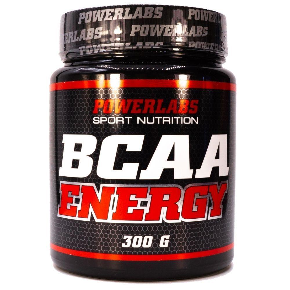POWERLABS BCAA ENERGY 300 G