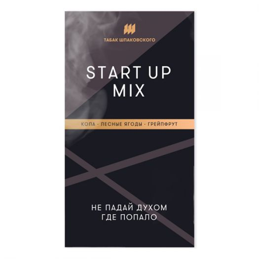 Табак Шпаковского - START UP MIX