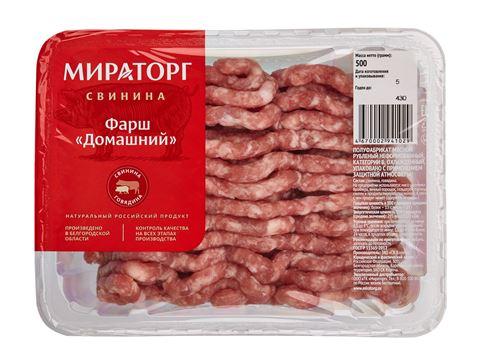 Фарш МИРАТОРГ По-домашнему, 500 г