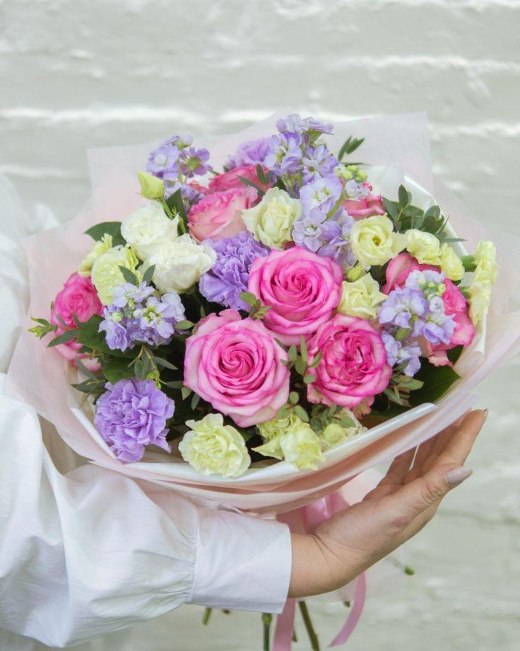 """Букет цветов """"Шанель"""""""
