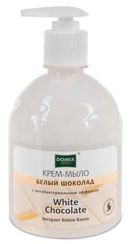 """Жидкое мыло """"Белый шоколад"""", 500 мл. Domix"""