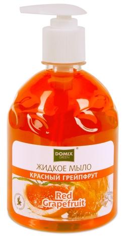 """Жидкое мыло """" Красный грейпфрут"""", 500 мл. Domix"""