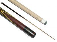 Кий бильярдный для русского бильярда. Длина 160 см, 13 мм, артикул 09165