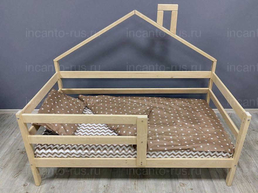 Софа SCANDI , цвет натуральный Детская кроватка
