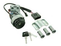 RK04148 * 1118-6105006 * Выключатель зажигания для а/м 1117-1119 компл. с личинками (иммобилайзер активен)