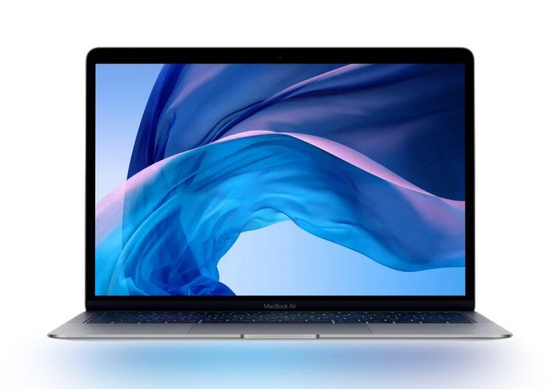 Apple MacBook Air 13 (2018) 256Gb Space Gray (MRE92)