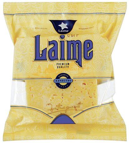 Сыр LAIME Premium Quality 50%, 240 г БЗМЖ
