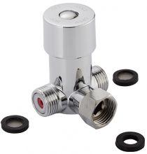Дивертор для сенсорного смесителя Savol AAA хром