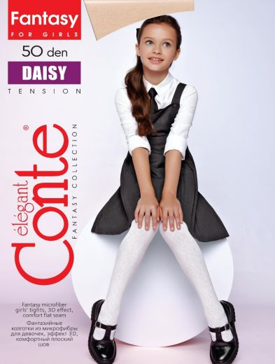 колготки CONTE Fantasy Daisy