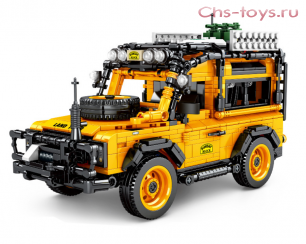 Конструктор SY Technic Land Rover Defender SY8551 1053 дет