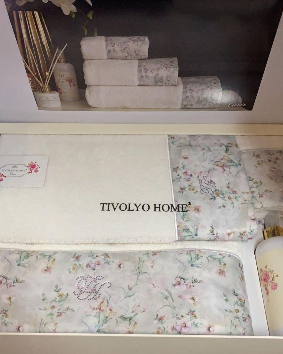 Турецкие наборы полотенец