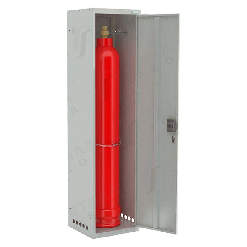 Шкаф для газовых баллонов «ШГР 40-1-4» (40л)