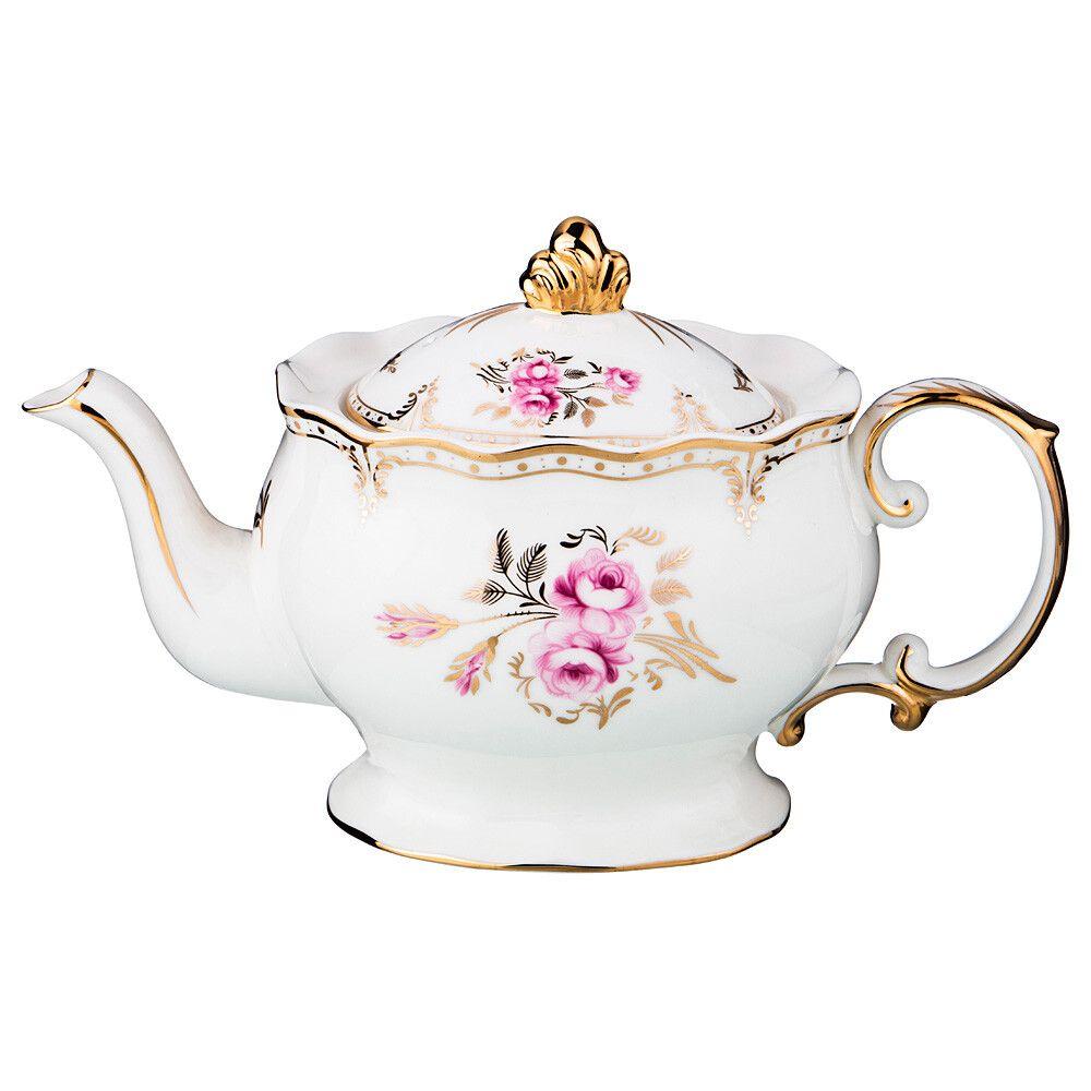"""Чайник заварной """"Завтрак у королевы"""""""