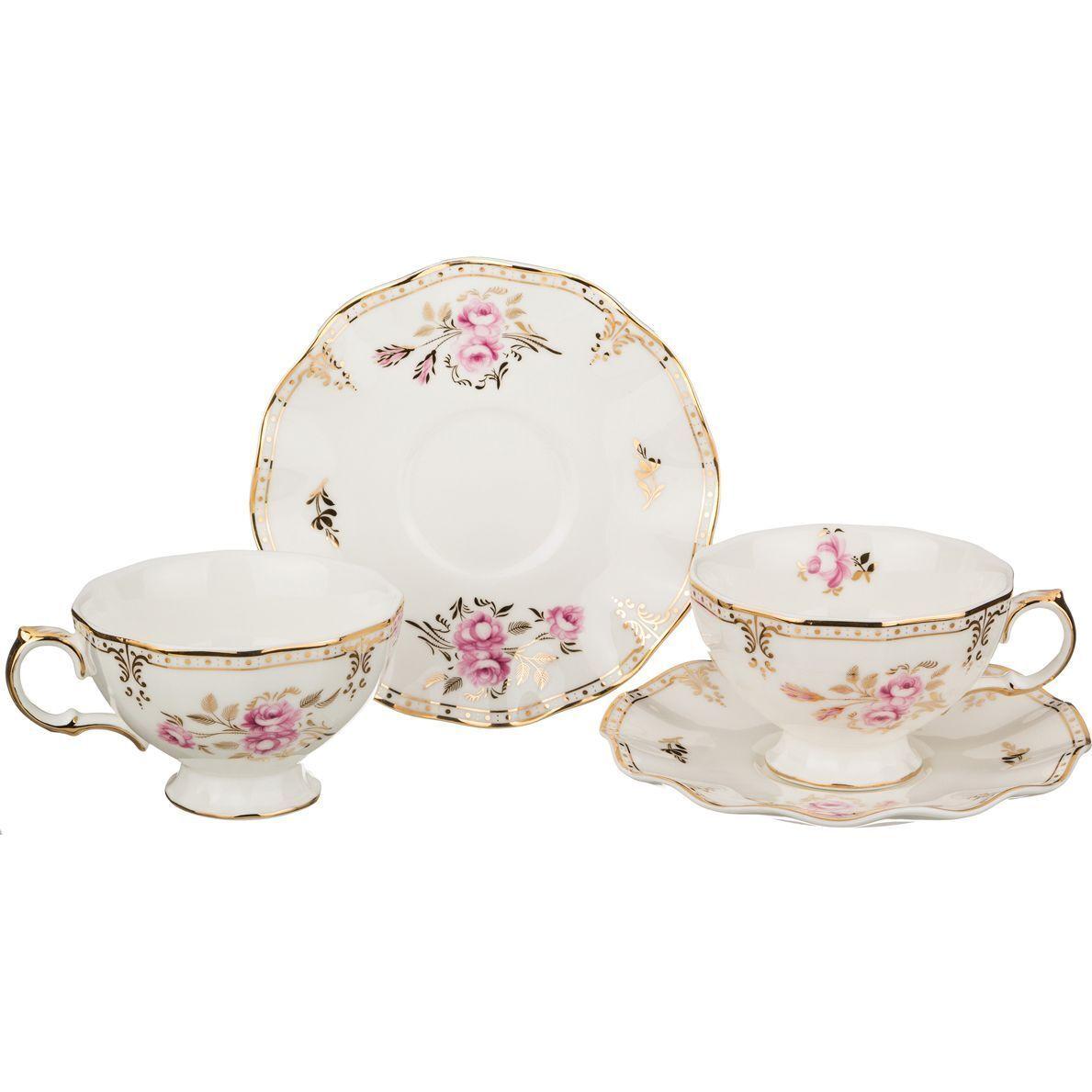 "Чайный набор на 2 персоны ""Завтрак у королевы"""