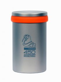 Термостакан 450 мл с крышкой и ситечком NZ Ti Tea Cup 450 ml