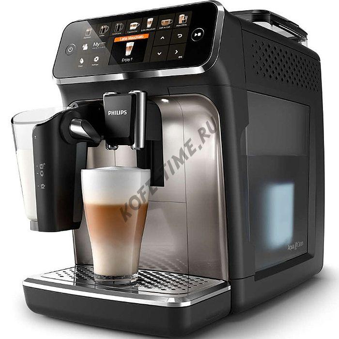 Кофемашина Philips EP5447 5400 Series LatteGo