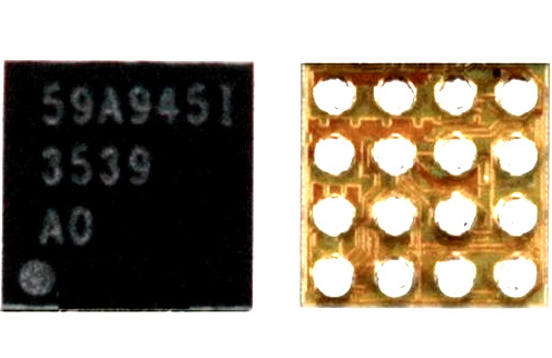 Микросхема контроллер подсветки Apple iPhone 6S/iPhone 6S Plus/iPhone 7/iPhone 7 Plus/iPhone SE (3539 (U4020))