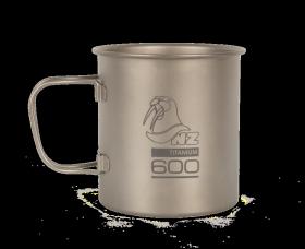 Титановая кружка NZ Ti Cup 600 ml TM-600FH