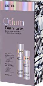 Набор OTIUM DIAMOND для гладкости и блеска волос